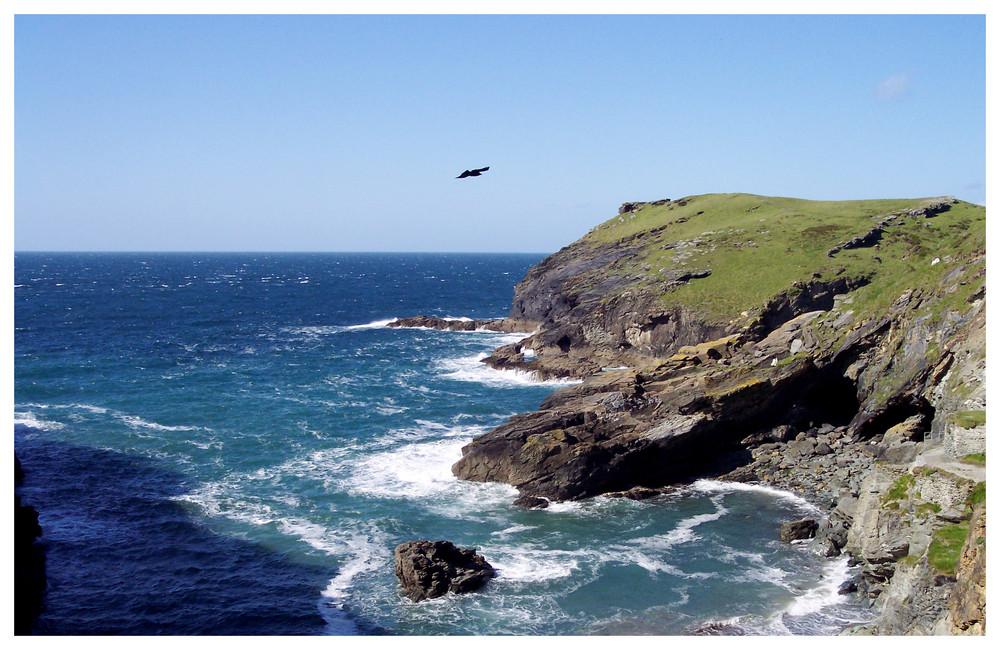 Tintagel Coast 2