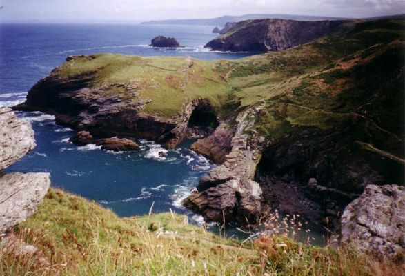 Tintagel - Cornwall