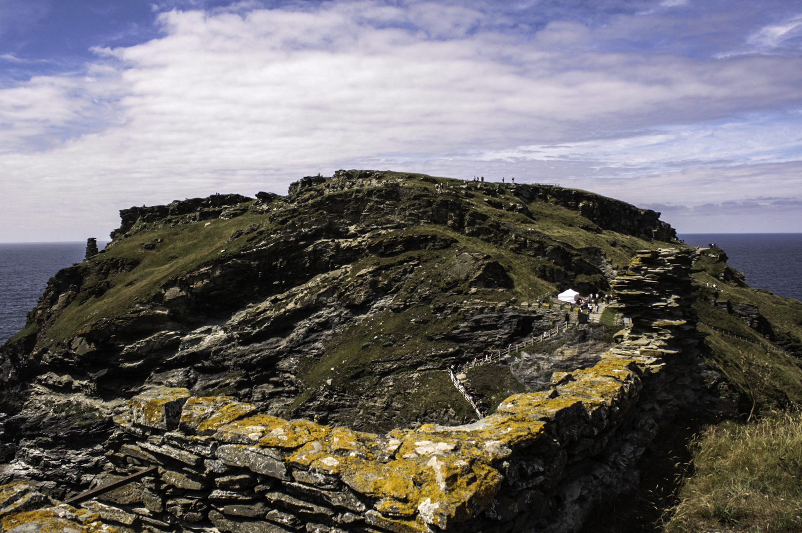 Tintagel , Cornwall
