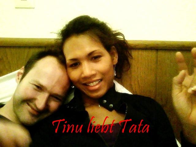 Tinu liebt Tata