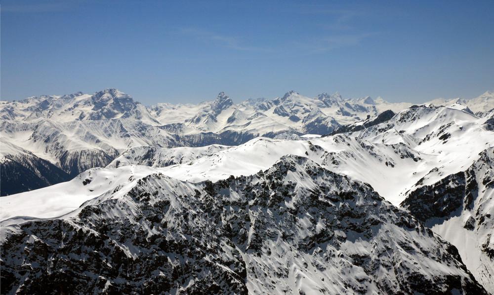 Tinzenhorn Davos