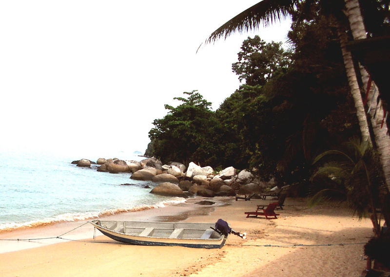 Tioman, Panuba Beach