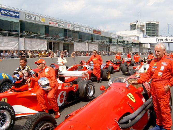 """Tip für alle """"FERRARI - Fotografen"""" 21.-22.7.2005 Nürburgring ( siehe unteren Link )"""