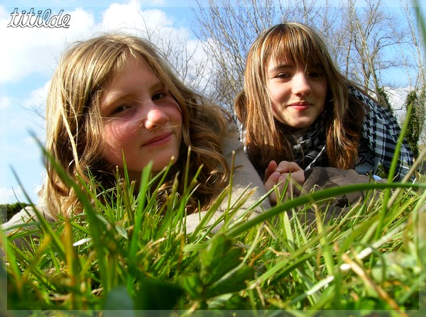 Tiphaine & Mathilde