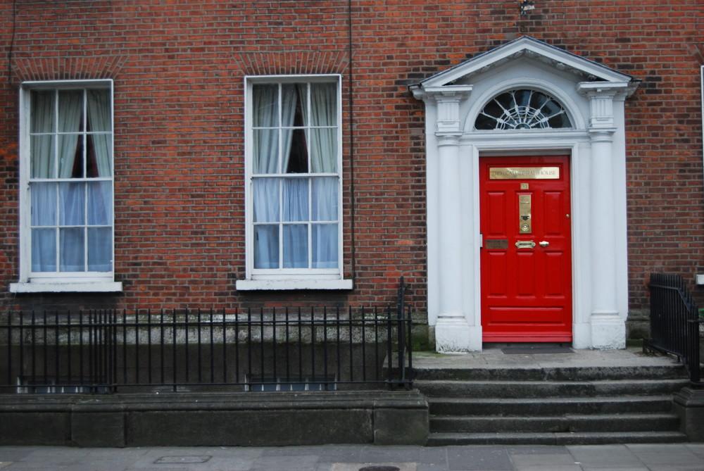 tipica abitazione irlandese