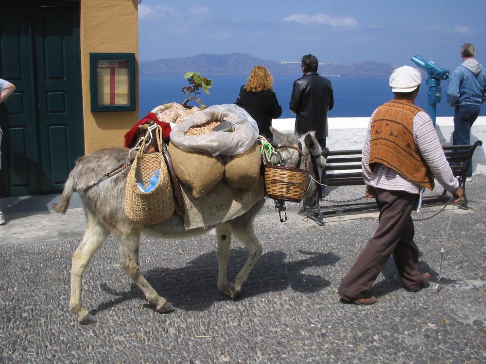 tipica bottega....di Santorini