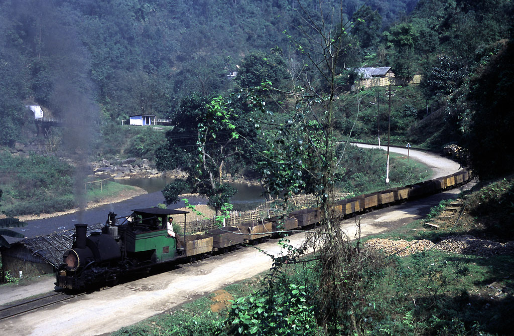 Tipong Colliery 2