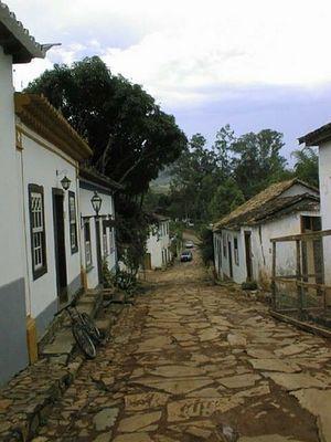 Tiradentes ( Zahnausreisser ) in Brasilien