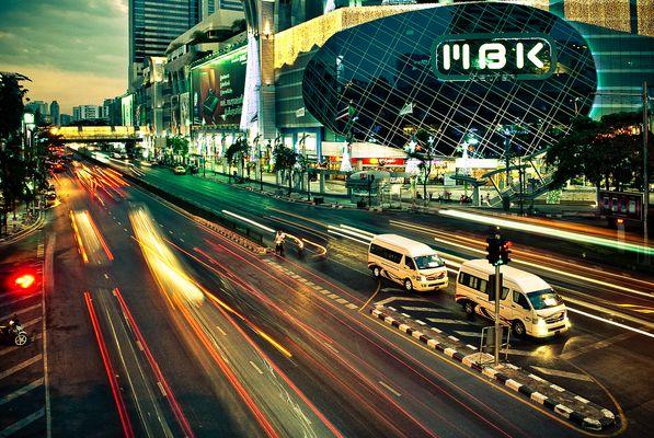 Tireless Bangkok