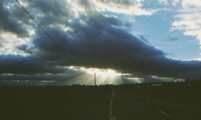 (T)irisches Wetter