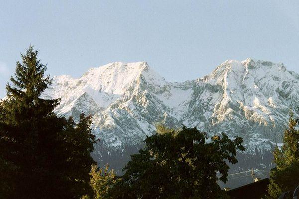 Tirol im November 2003