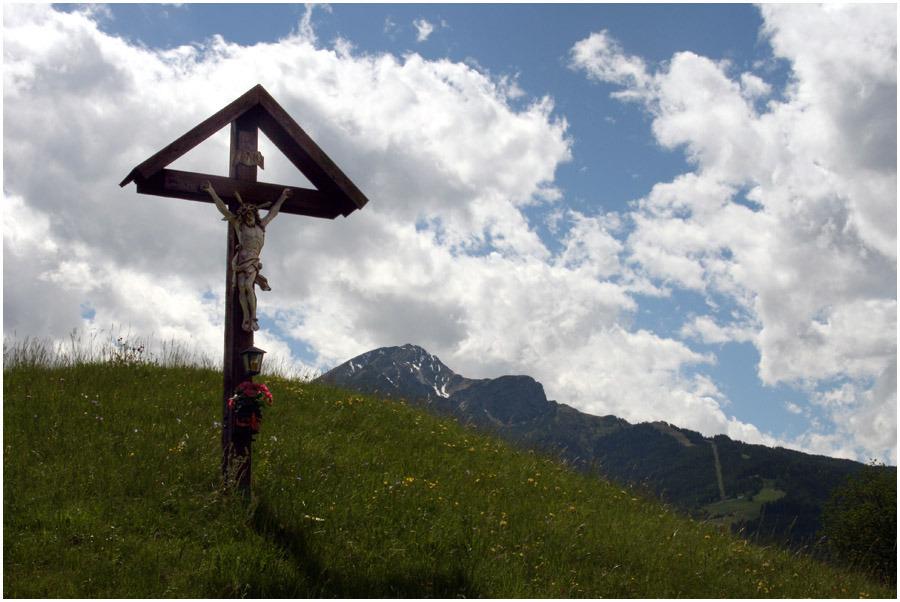 Tirol, wie man es sich vorstellt ...