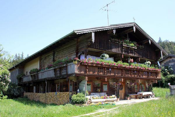 Tiroler Bauernhaus