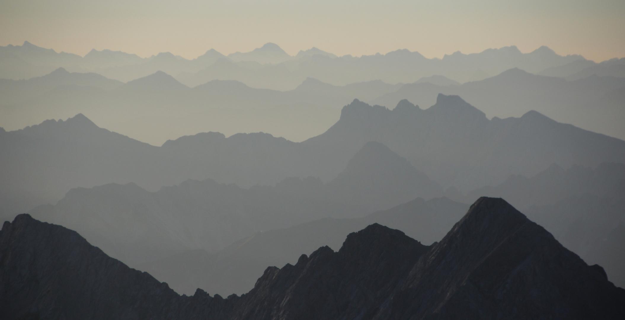 Tiroler Berge