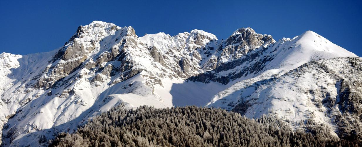 Tiroler Berge ( Panorama )