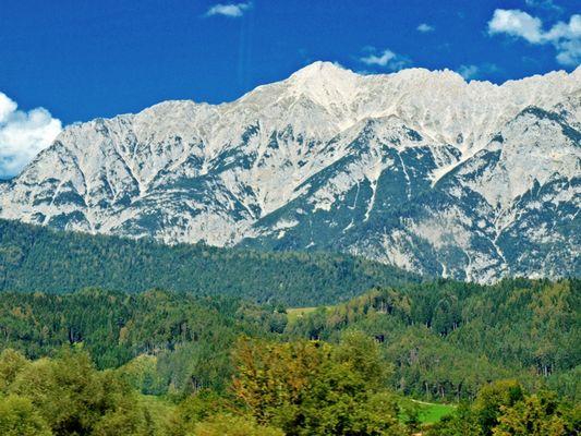 Tiroler Berglandschaft