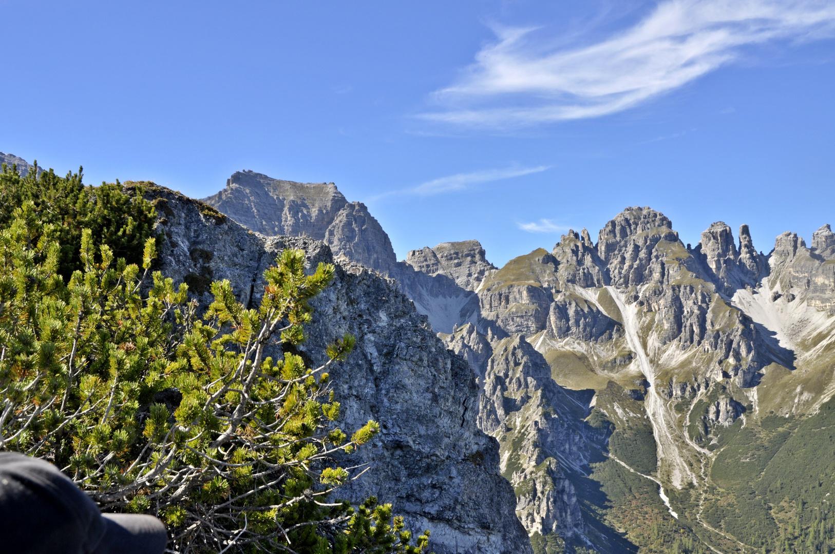 Tiroler Dolomiten.