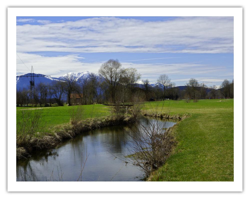 Tiroler Unterland im Frühling