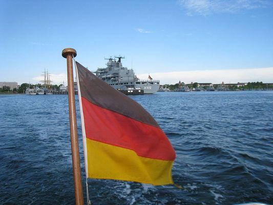 Tirpitzhafen Kiel