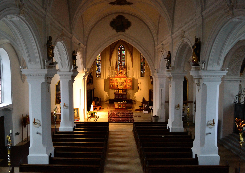 Tirschenreuth - Stadtpfarrkirche - 1. März 2013