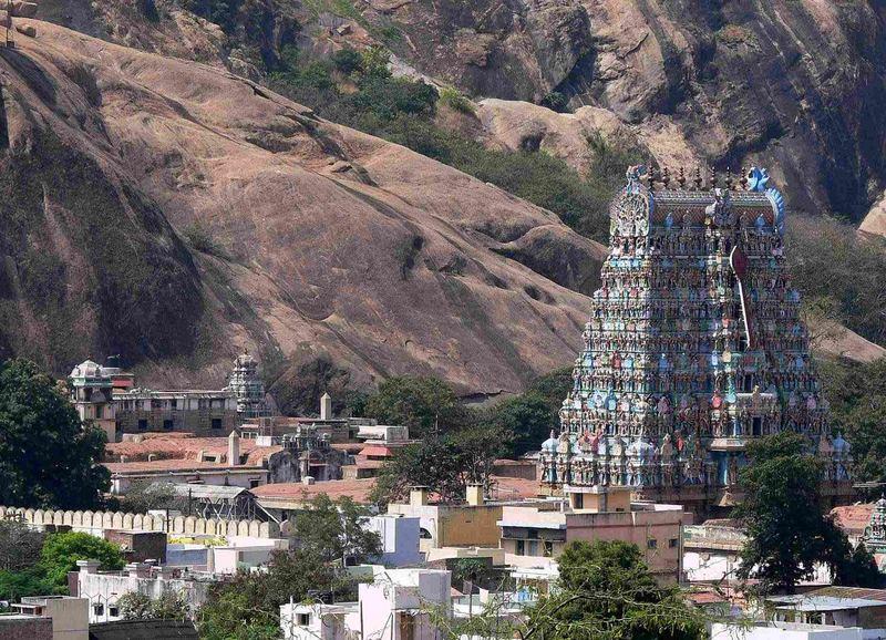 Tirupparangundram temple ...