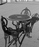 Tisch für Zwei