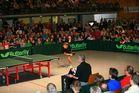 Tischtennis-Event Timo Boll und Bastian Steger, 50Jahre TTC Köndringen1