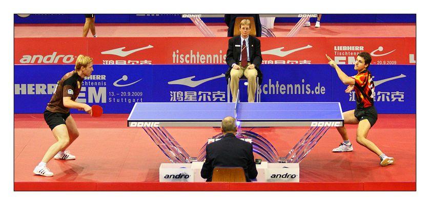 Tischtennis German Open 2008....