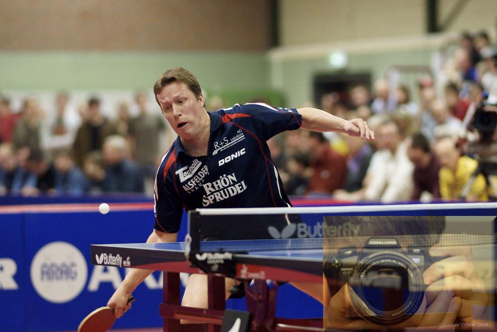 Tischtennis JO Waldner