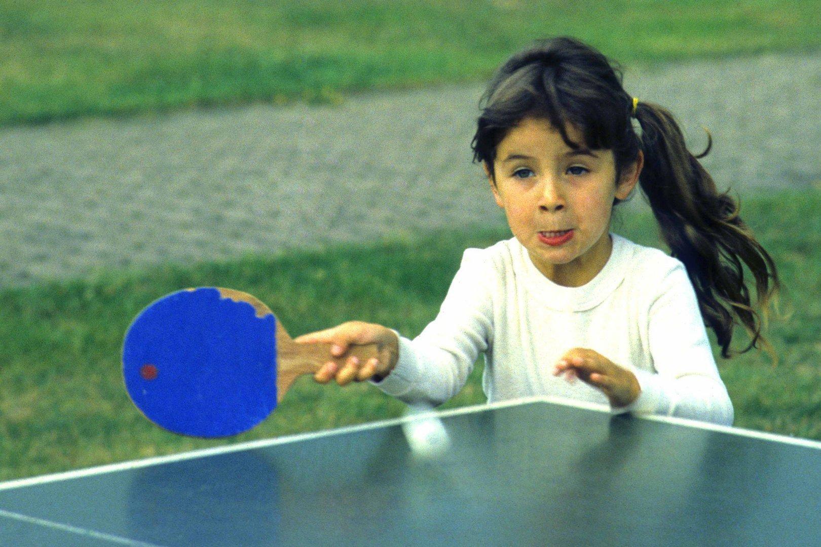 Tischtennis Susi