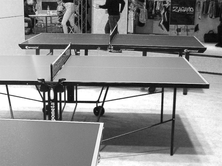 Tischtennisplatte outdoor Sponeta 1-43 e