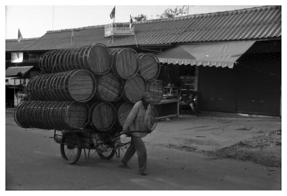 Tischtransport