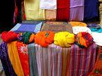 Tissus et turbans