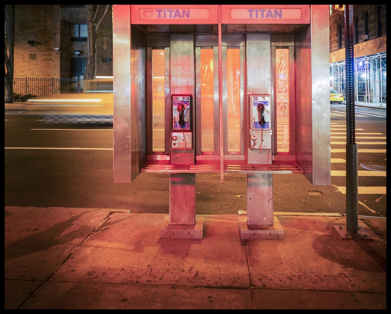 TITAN # 001 - NYC Juni 2017