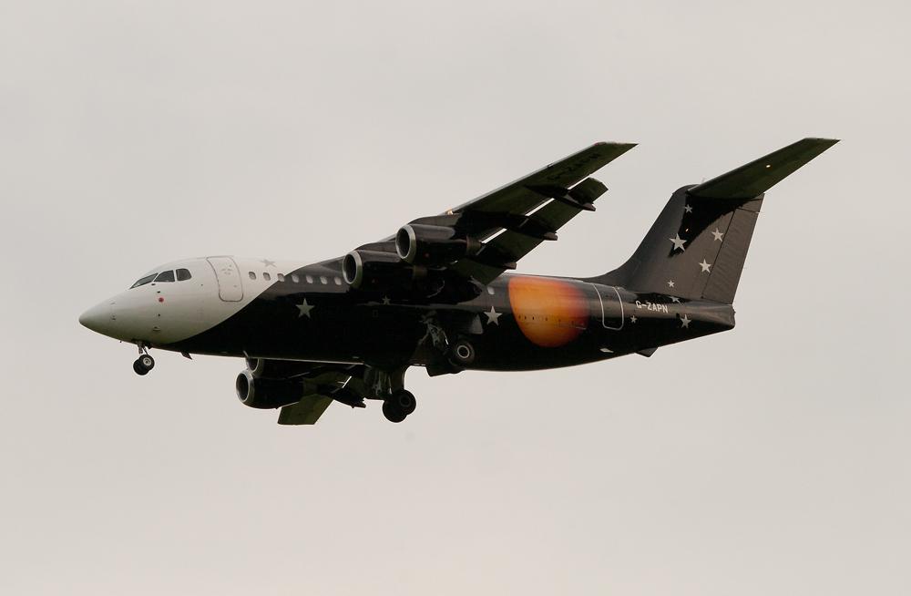 Titan Airways British Aerospace BAe 146-200QT