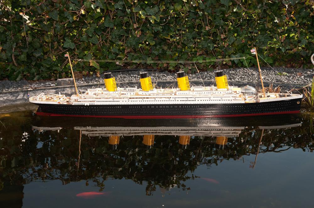 Titanic und Ufo