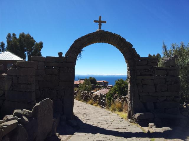 Titicaca Lake - Amantani