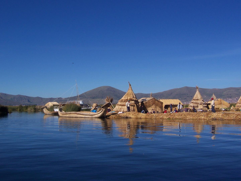 Titicacasee 2005 Peru
