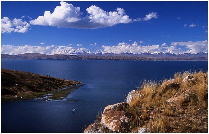 Titicacasee / Bolivien