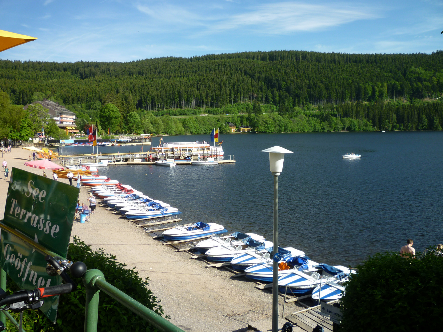 """ Titisee"