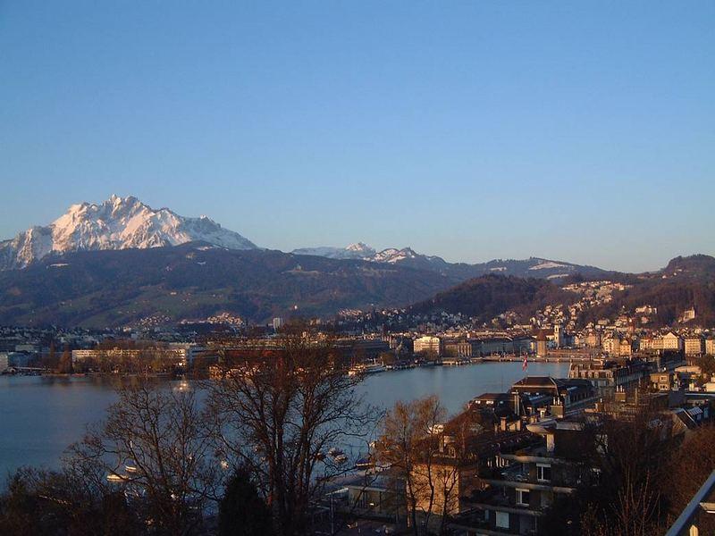 Titlis mit Luzern