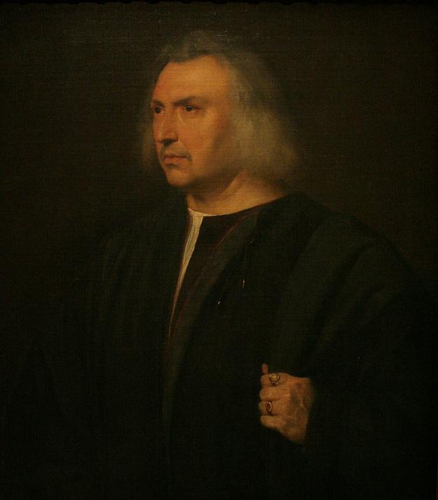 Tizian: Gian Giacomo Bartolotti da Parma
