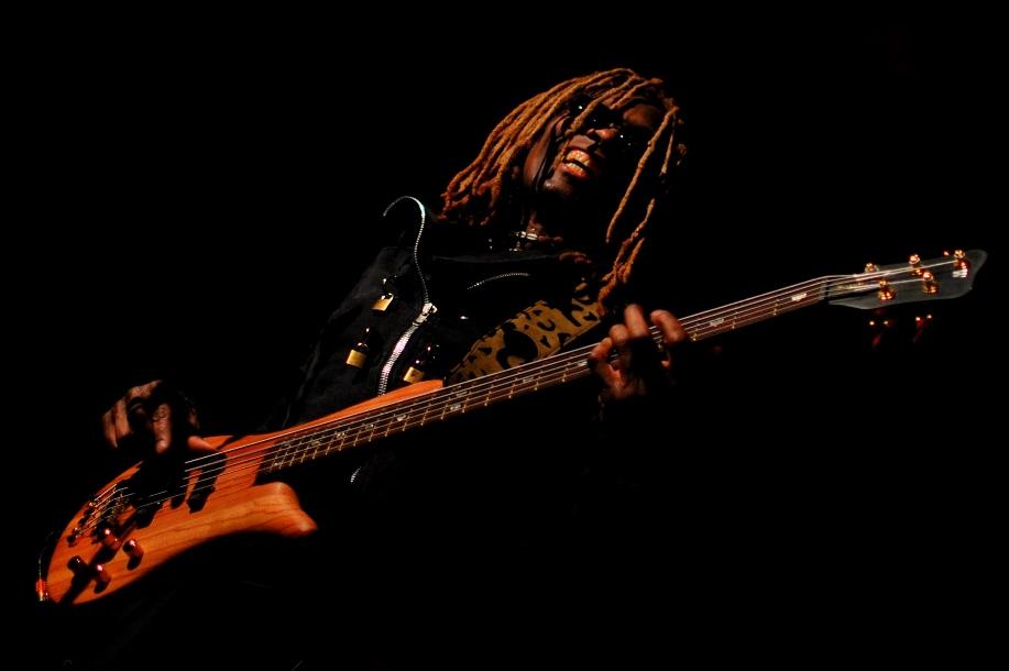 TM Stevens - Bass he can!