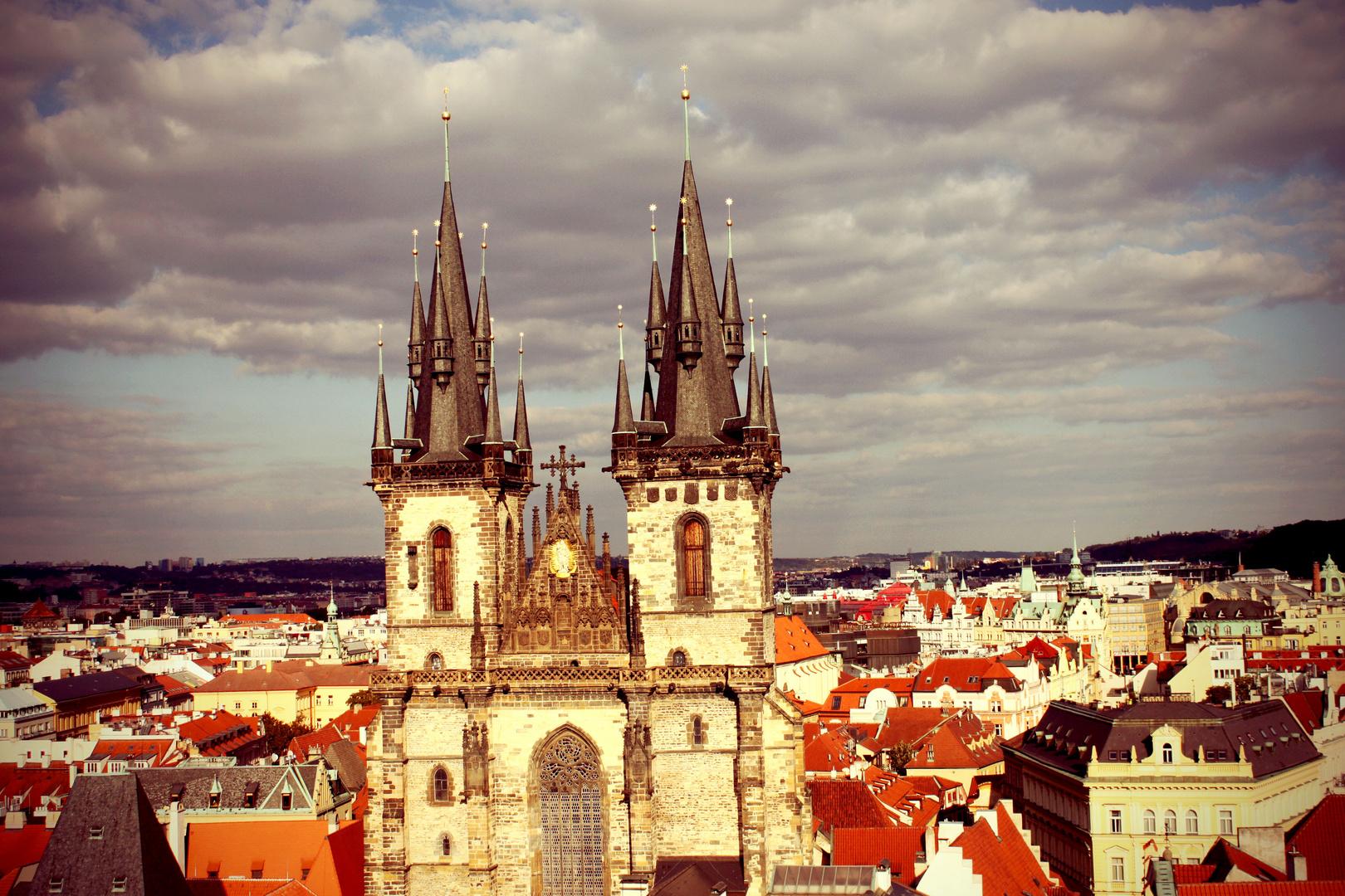 Týn Kirche