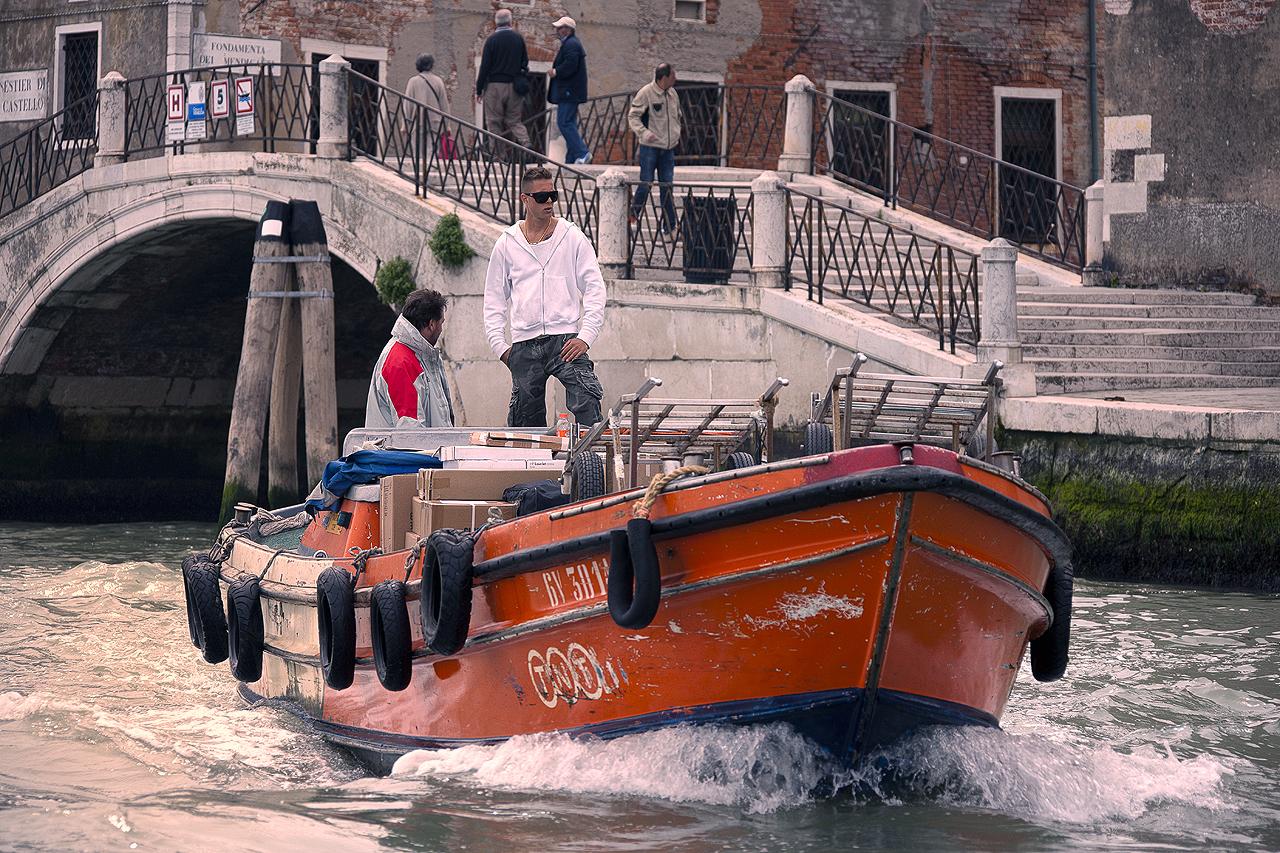 TNT in Venedig