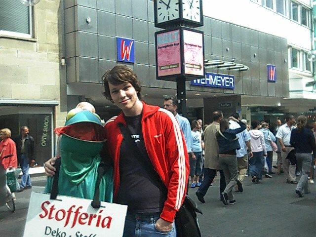 tobi und die froschfrau