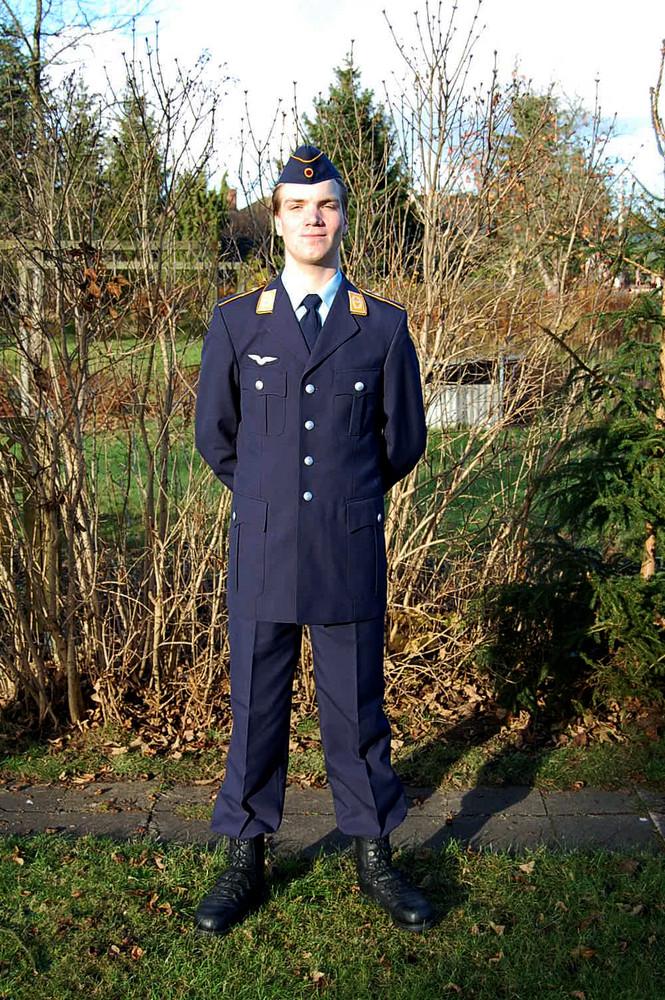 Tobias in Uniform ( Luftwaffe )
