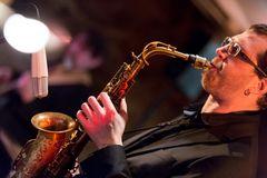 Tobias Schopker (Alt-Saxophon)