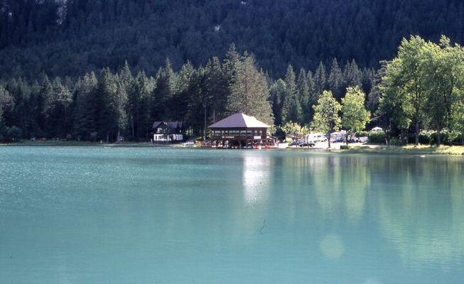 Toblacher See im Höhlensteintal
