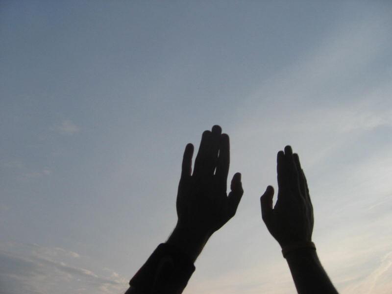 Tocando el cielo